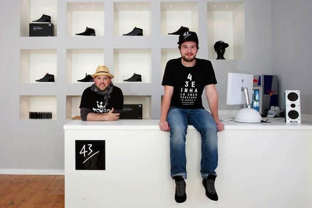 43einhalb Sneaker Store