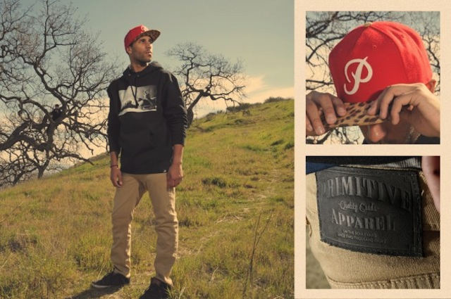 Primitive Apparel Spring Lookbook 2013