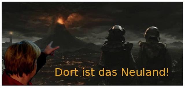NeulandMerkel