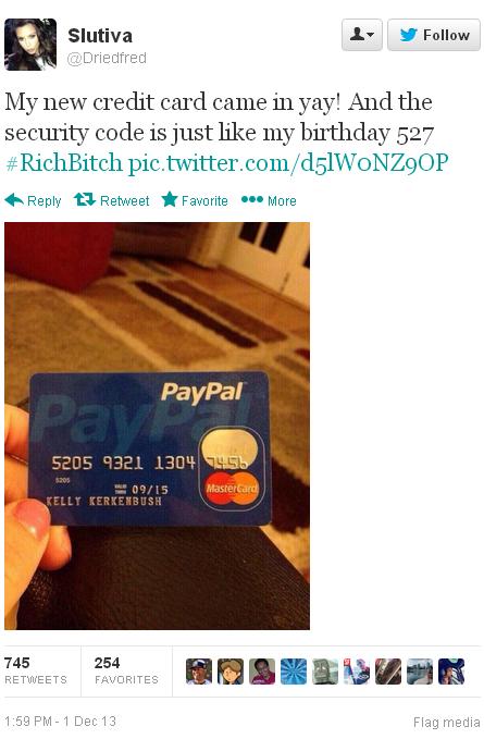 Credit Card Design Photos