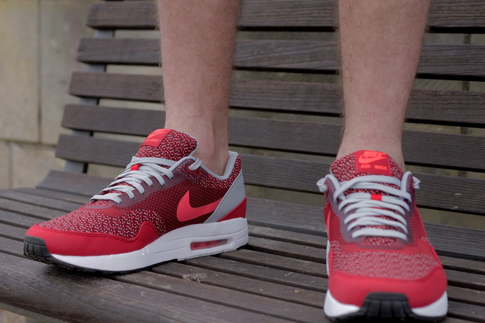 new concept af8fe 92519 Nike Air Max 1 JCRD (Gym Red)
