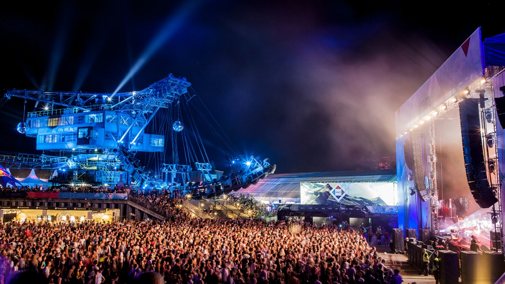Zuhloo @ Melt! Festival 2014 (Clip)