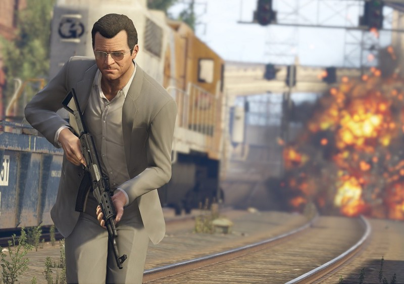Launch-Trailer zu Grand Theft Auto V (PS4, Xbox One) (2)