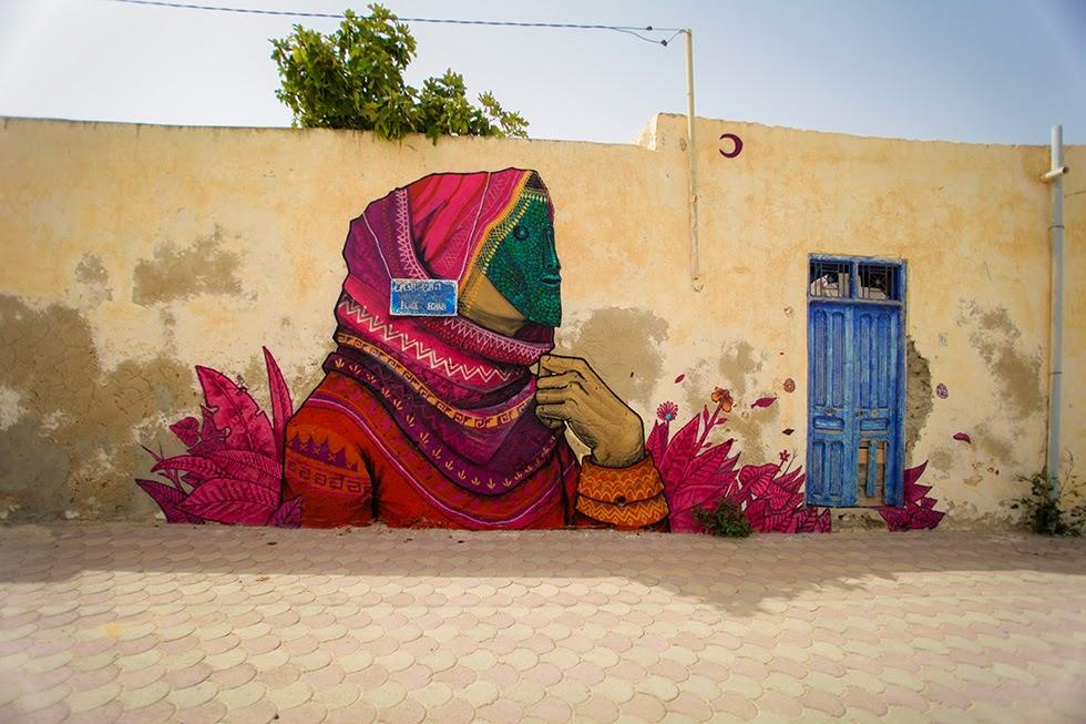 10 Amazing Street Art Pieces of 2014  (10)
