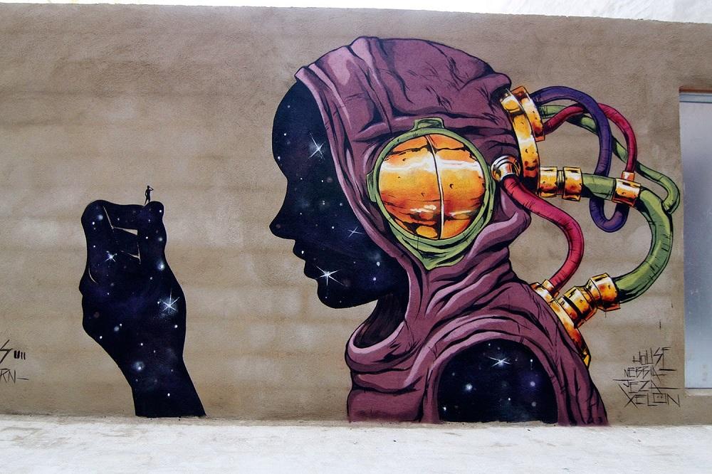 10 Amazing Street Art Pieces of 2014  (2)