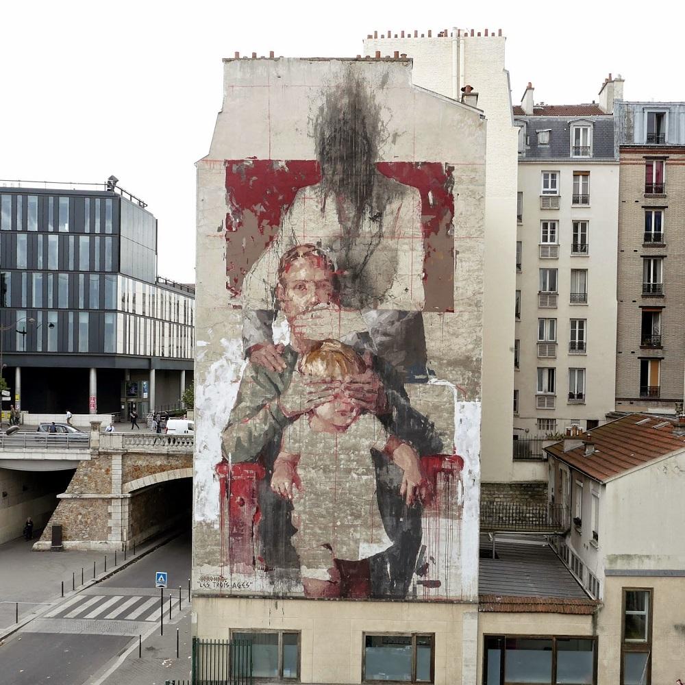 10 Amazing Street Art Pieces of 2014  (6)