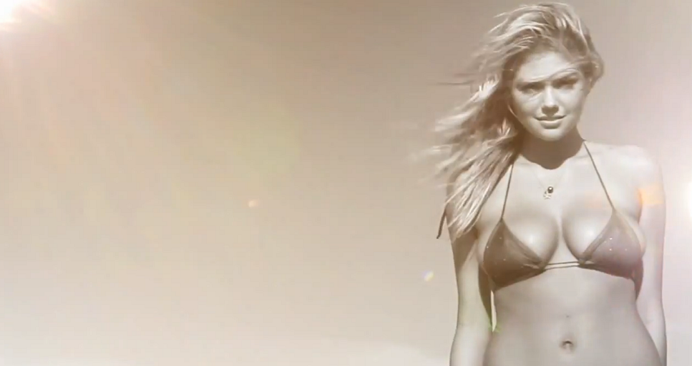 Kate Upton in new Sports Illustrated Video (1)