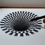 How To Realistic 3D Drawing Of A Black Hole (By Artist Jonathan Harris)