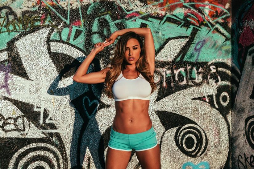 Stretching It Ana Cheri by Photographer Van Styles  (4)