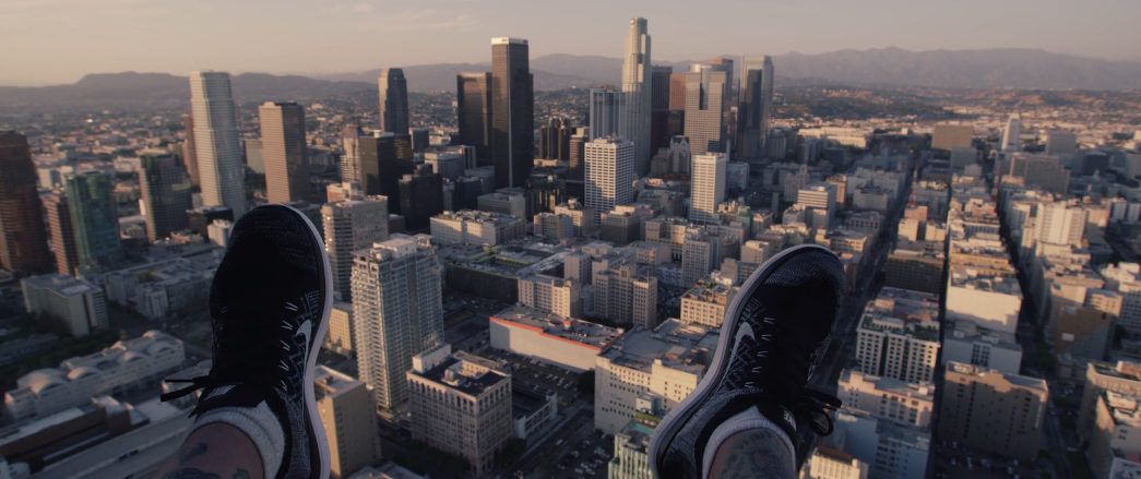 Los Angeles from Above by Patrick Lawler (Clip)