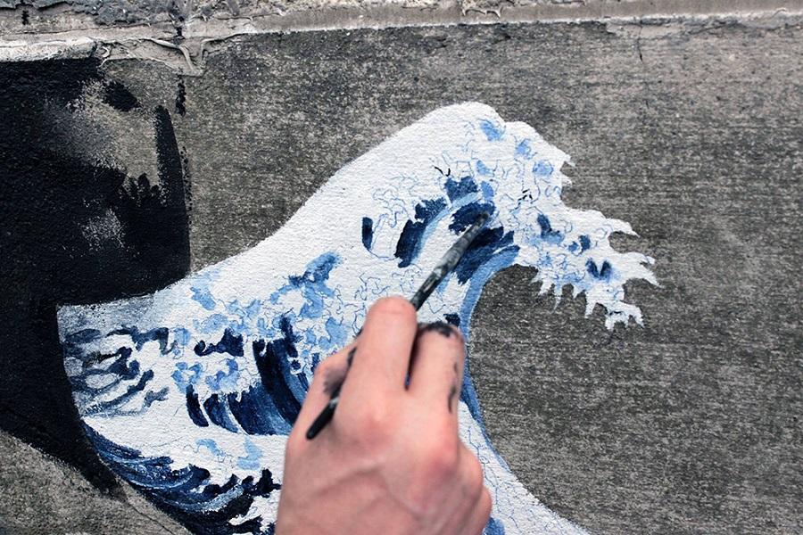 Streetart New Paintings by Artist Pejac (3)