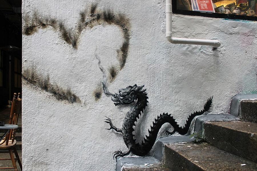 Streetart New Paintings by Artist Pejac (8)