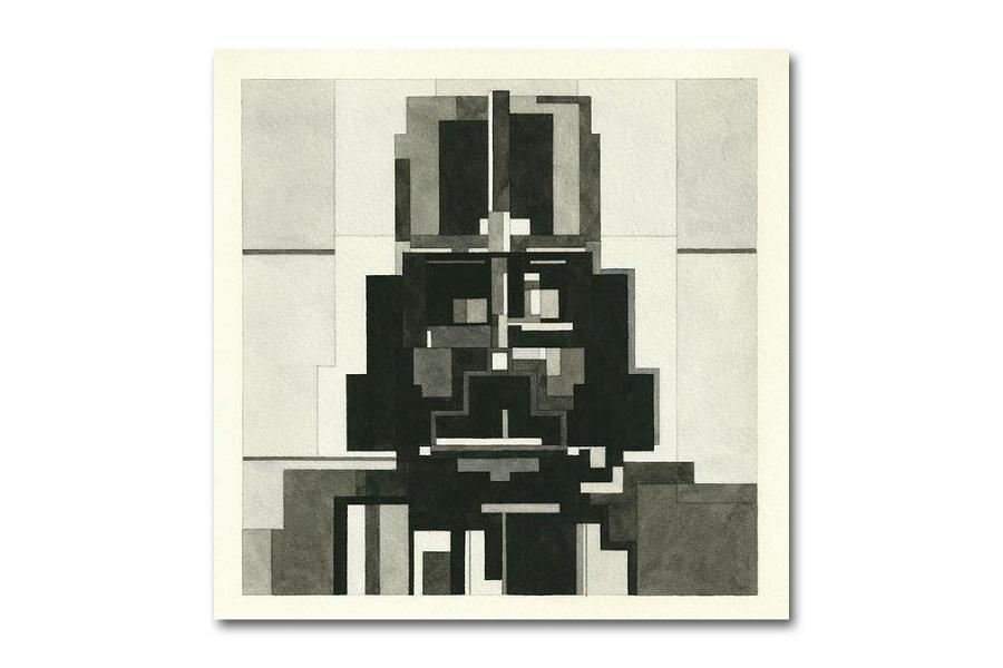 Star Wars Prints by Artist Adam Lister (2)