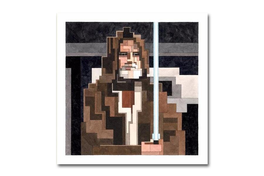 Star Wars Prints by Artist Adam Lister (3)