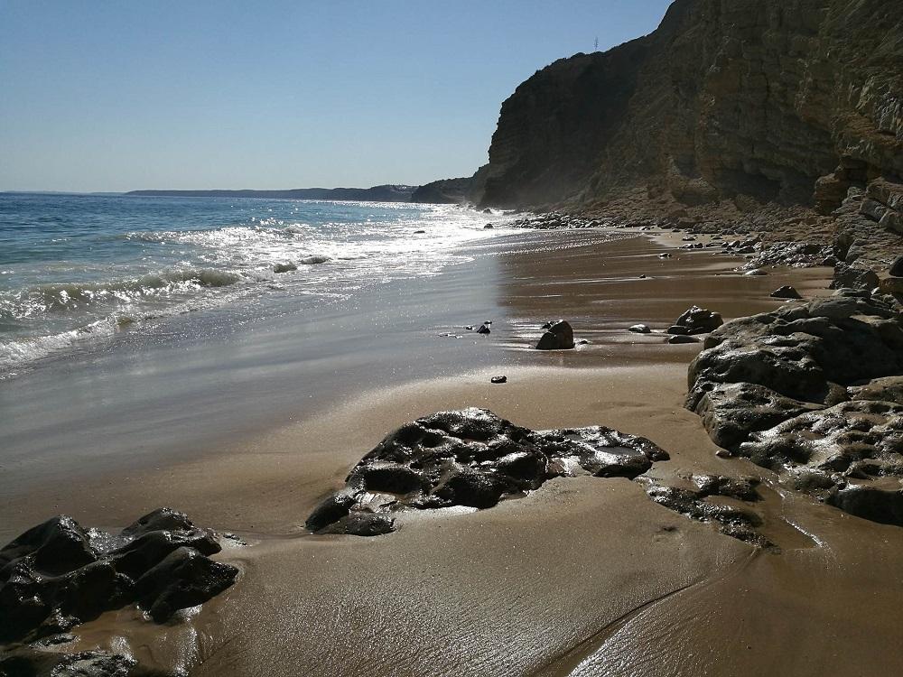 Die Algarve Einsame Strände und ein Traum für Surfer (16)